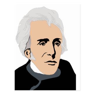 Presidentes americanos: Andrew Jackson 1829 - 1837 Postal