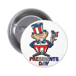 Presidentes Day Pin
