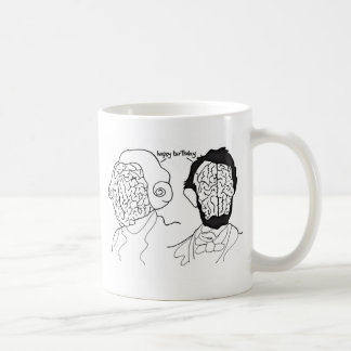 Presidential Brains Coffee Mug