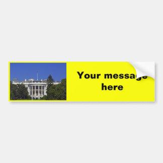 Presidential Bumper Sticker