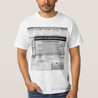 presidential classifieds T-Shirt