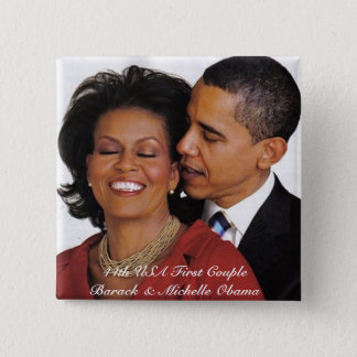 Presidential Commemorative Products Button