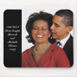 Presidential Commemorative Products Mouse Pad