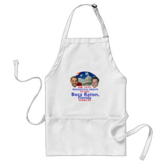 Presidential Debate Adult Apron