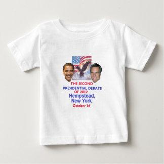 Presidential Debate Baby T-Shirt
