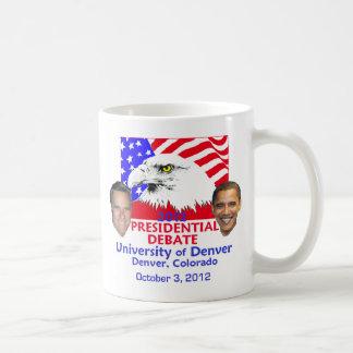 Presidential Debate Coffee Mug