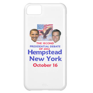 Presidential Debate Cover For iPhone 5C
