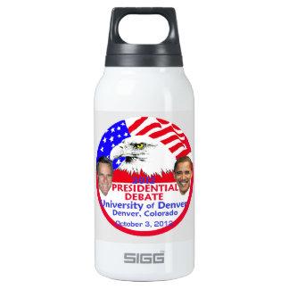 Presidential Debate Insulated Water Bottle