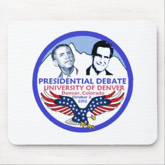 Presidential Debate Mouse Pad