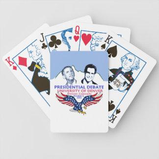 Presidential Debate Deck Of Cards