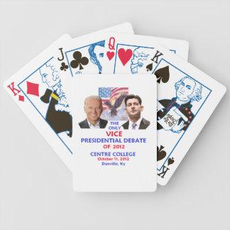 Presidential Debate Card Decks