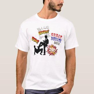Presidential Debate: Romney Vs. Obama T-Shirt