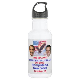 Presidential Debate Water Bottle