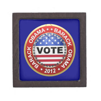 Presidential Election 2012 Barack Obama Premium Gift Boxes