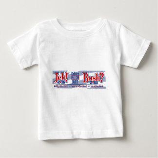 Presidential Election 2016 Bush T-shirt