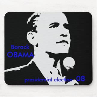 presidential election mouse pad