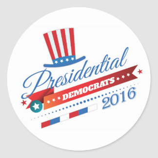 Presidential election Stickers
