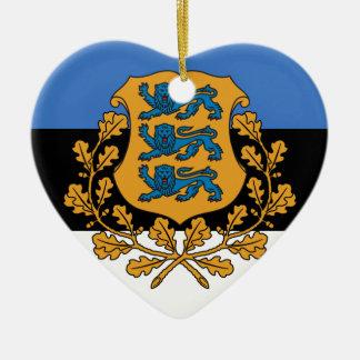 Presidential Estonia Estonia Christmas Tree Ornaments