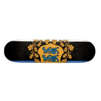 Presidential Estonia, Estonia Skateboard Deck