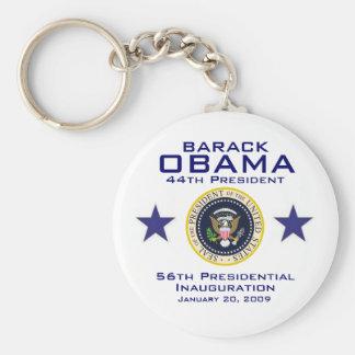 Presidential Inauguration Basic Round Button Keychain