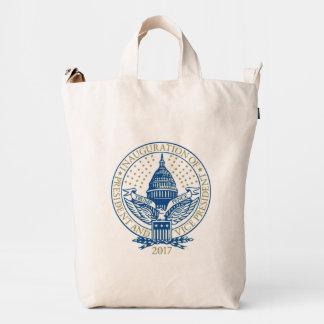 Presidential Inauguration Trump Pence 2017 Logo Duck Bag