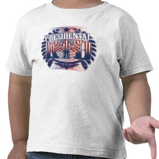 PRESIDENTIAL KID future PRESIDENT Tee Shirt
