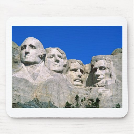 Presidential Portraits Mouse Pads
