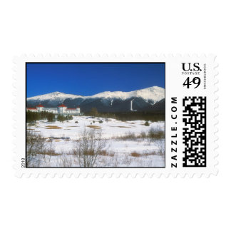 Presidential Range and Bretton Woods Postage