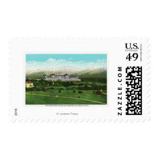 Presidential Range in September Postage Stamps