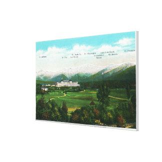 Presidential Range View 3 Stretched Canvas Prints