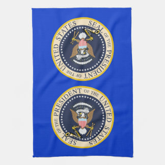 Presidential Seal : Bill Clinton : Towel