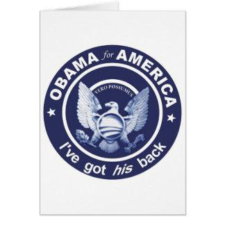 Presidential Seal Card