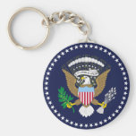 Presidential Seal Keychains