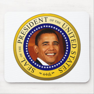Presidential Seal Mouse Pad