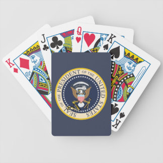 Presidential Seal : Playing Cards