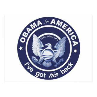 Presidential Seal Postcard