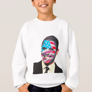 Presidential Smile Sweatshirt