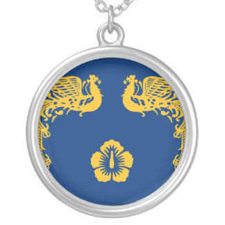 Presidential Standard Of The Republic Of Korea, So Round Pendant Necklace