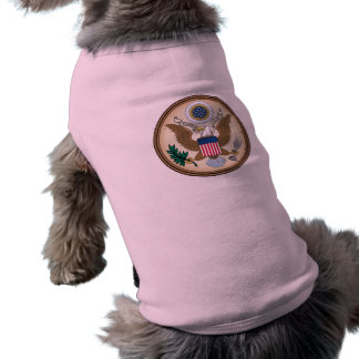 Presidential US-Great Seal  Doggie T-shirt