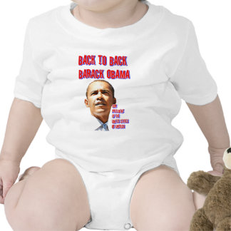 PresidentObama, de nuevo a Back_ Camiseta