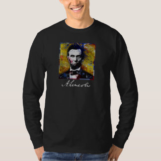 Presidents Day - Abraham Lincoln T-Shirt