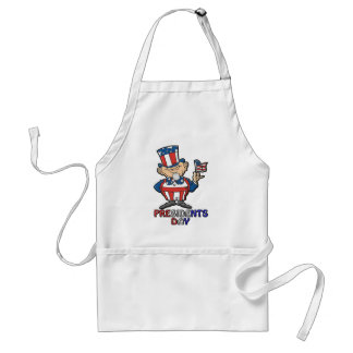Presidents Day Adult Apron