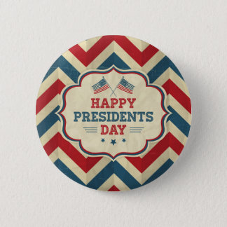 presidents day chevron button