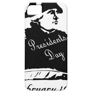 President's Day iPhone SE/5/5s Case