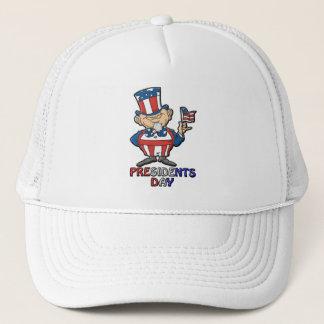 Presidents Day Trucker Hat