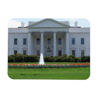President's House Rectangular Photo Magnet