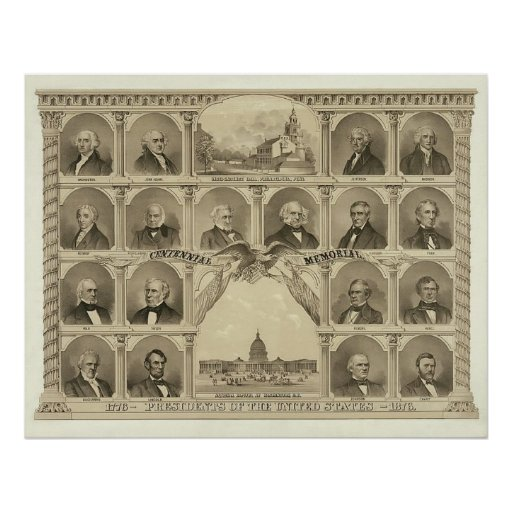 Presidents of the United States Poster