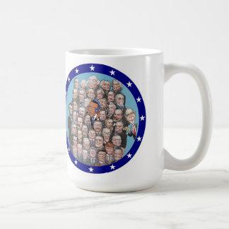 Presidents, Privacy & Prism Coffee Mug