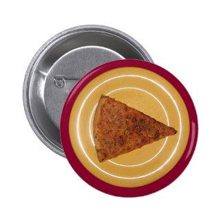 Presione la pizza del juego 4 pin redondo de 2 pulgadas