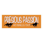 Presious Passion Poster